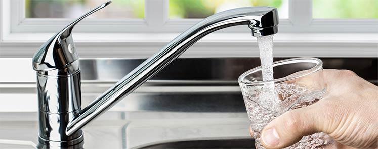 Frischwasser und Trinkwasser-Technik