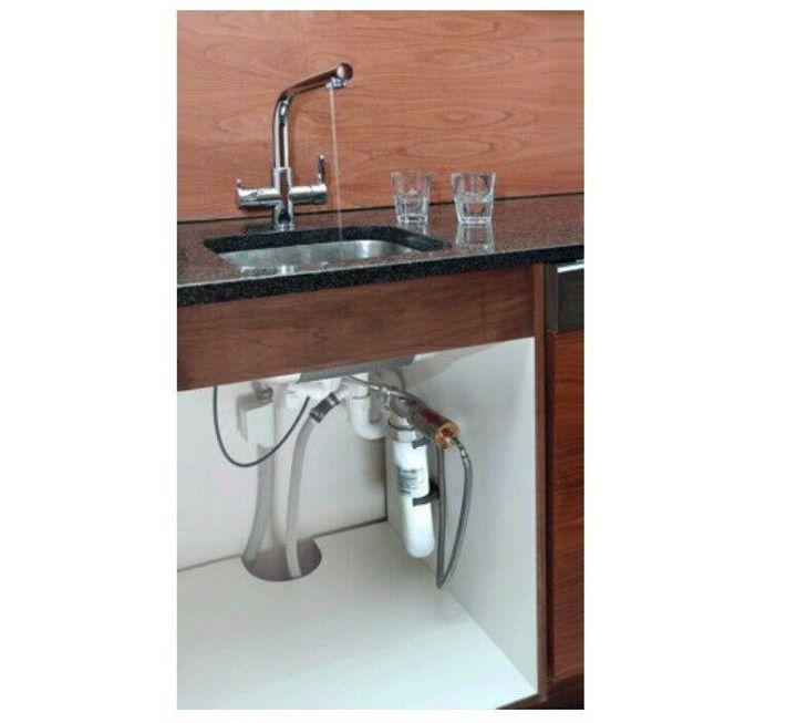 Schluss mit Schleppen von Wasserkisten! Frisches, auf Wunsch vitalisiertes, sauberes Trinkwasser direkt aus dem…