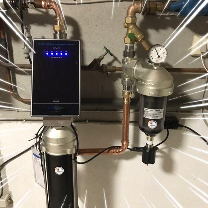 Chemiefreien Kalkschutz von Perma-trade Wassertechnik gibts bei uns. Das Primus-Vital Kalkschutzgerät schützt Rohrleitungen und…
