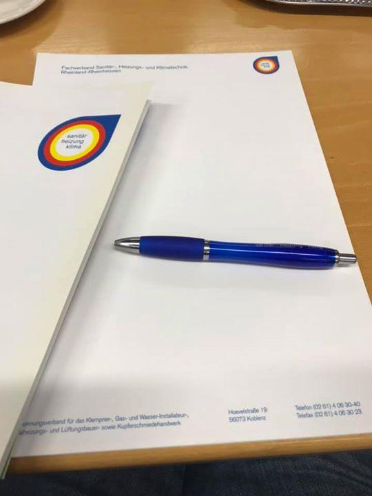 Obermeister- & Delegiertentagung 2019 #100prozenthandwerk #shkdienst #innungrheinwesterwald #fachverbandrheinlandrheinhessen