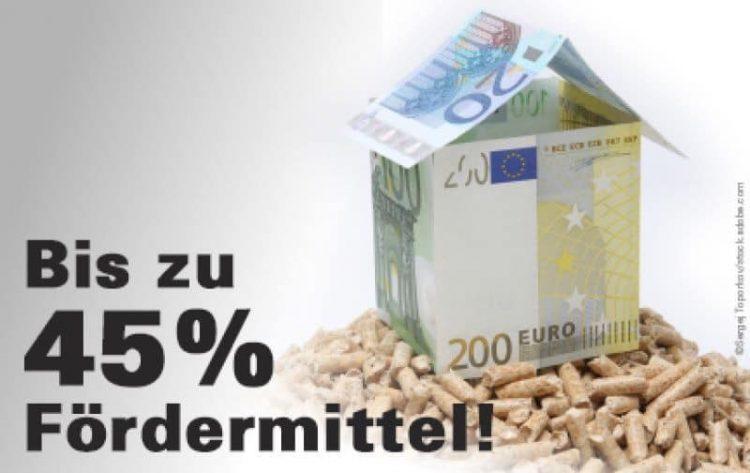Öl raus, Pellets & Solar rein und bis zu 22500 Euro Förderung erh…