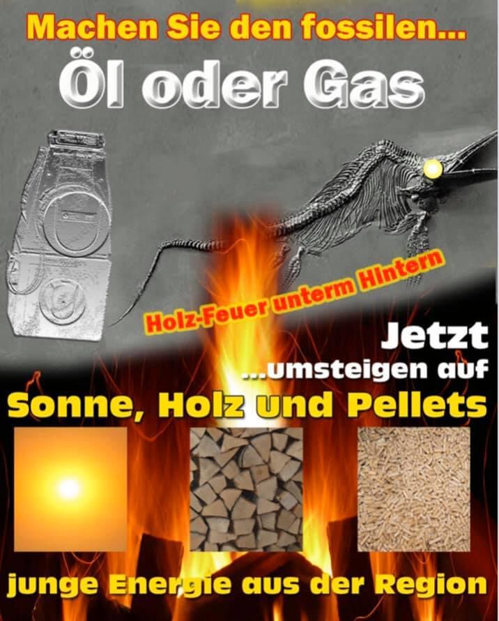 Öl raus, Pellets rein und 45% Förderung erhalten! Wer jetzt nicht umr…